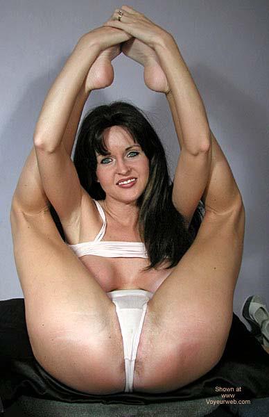 Pic #6 - Nadine Taking It Easy