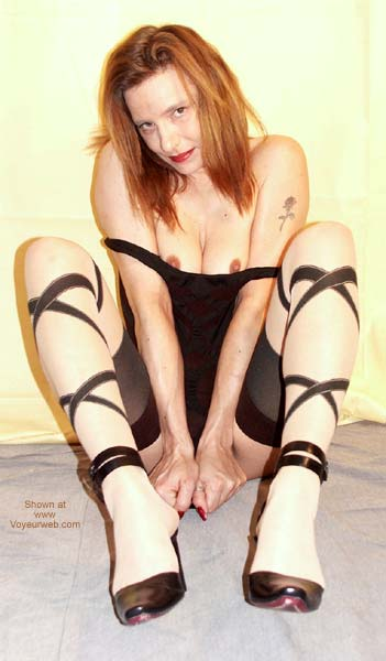 Pic #7 - Susy Rocks New Stockings