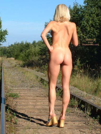 Pic #1 - RasputinsWife - Railway Tracks