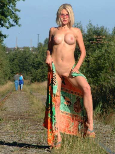 Pic #9 - RasputinsWife - Railway Tracks