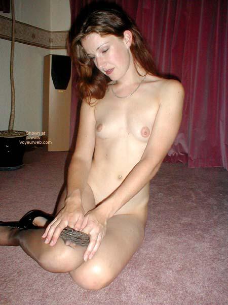 Pic #9 - Jen's Teasing Striptease 2