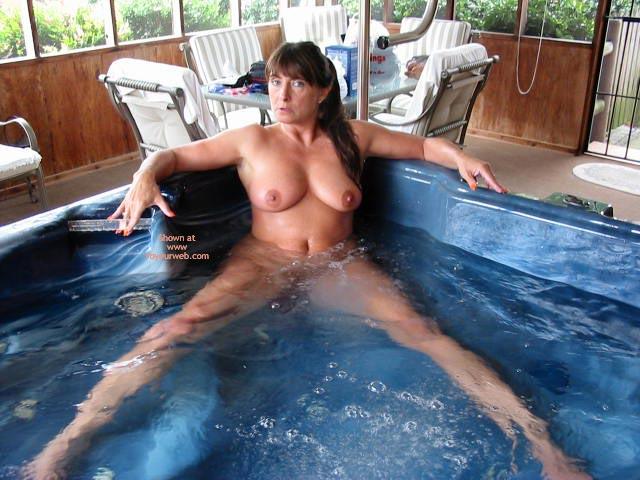 Pic #2 - Victoria'S Hot Hot Tub