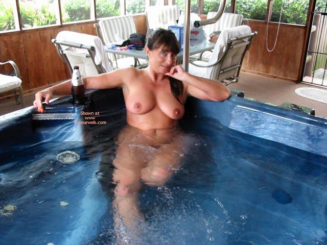 Pic #3 - Victoria'S Hot Hot Tub