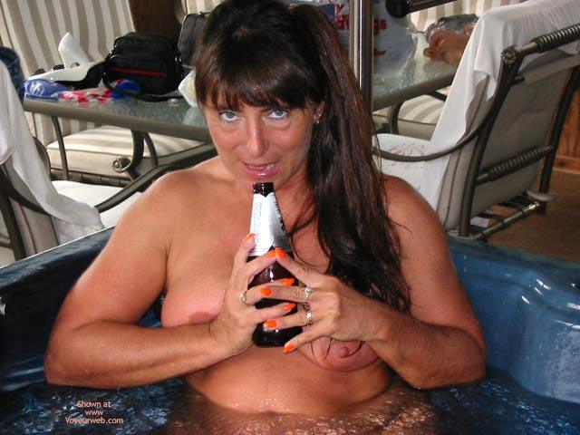 Pic #4 - Victoria'S Hot Hot Tub
