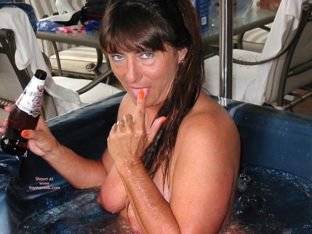 Pic #5 - Victoria'S Hot Hot Tub