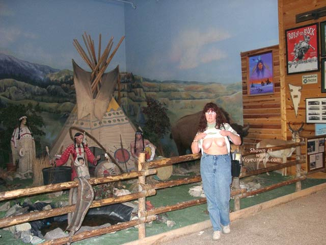 Pic #6 - Misti On Vacation South Dakota 2