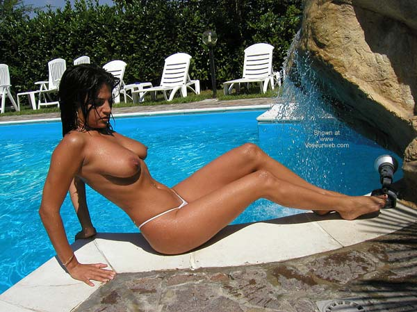 Pic #1 - Vanessa - The Swimming Pool