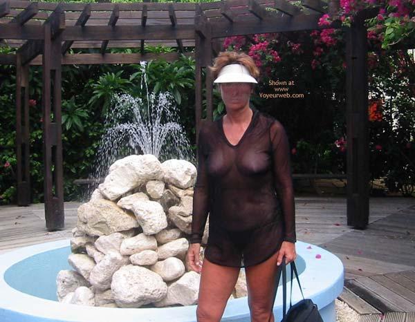 Pic #1 - Renee's Vacation Transparent Top - P&P
