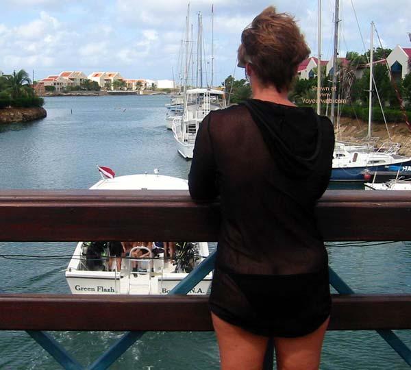 Pic #5 - Renee's Vacation Transparent Top - P&P
