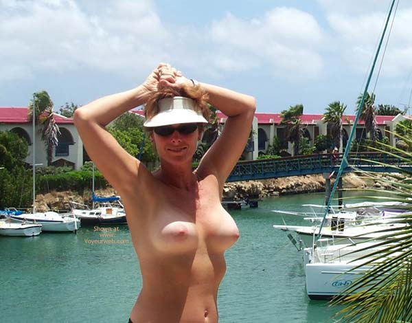 Pic #7 - Renee's Vacation Transparent Top - P&P