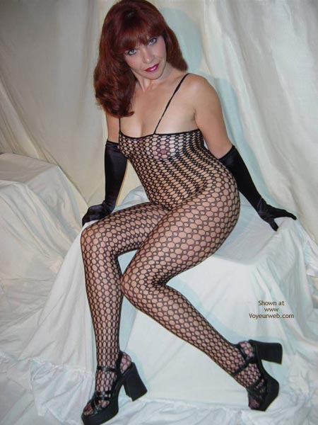 Pic #2 - Paige Black Bodystocking