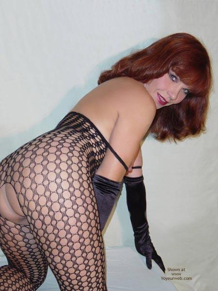 Pic #9 - Paige Black Bodystocking