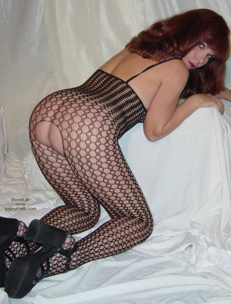 Pic #10 - Paige Black Bodystocking
