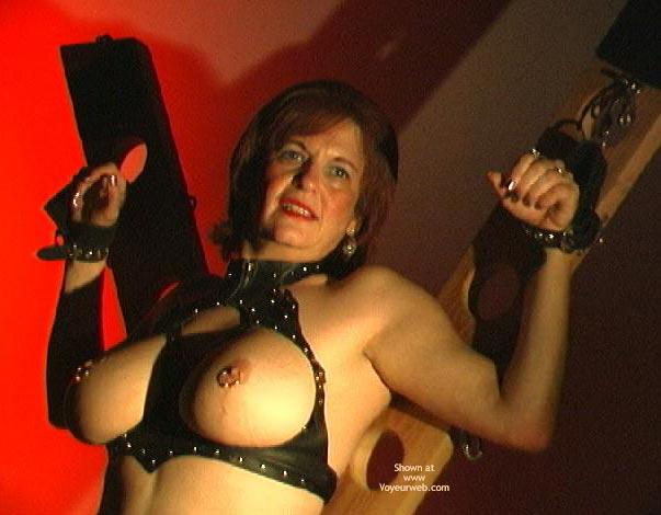 Pic #1 - Big Titted Fetish Sluts