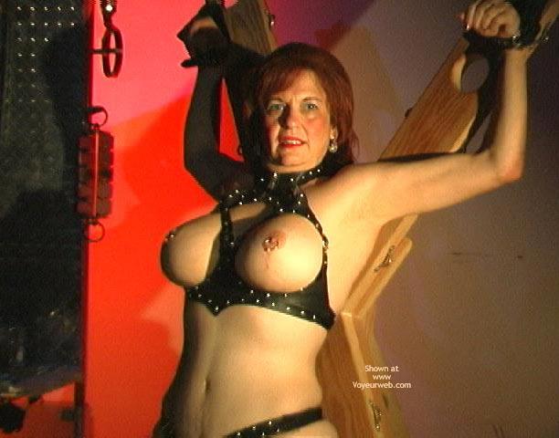 Pic #2 - Big Titted Fetish Sluts