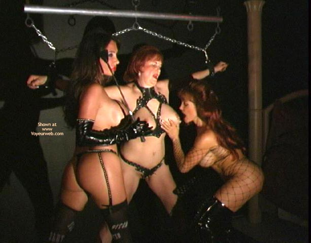 Pic #3 - Big Titted Fetish Sluts