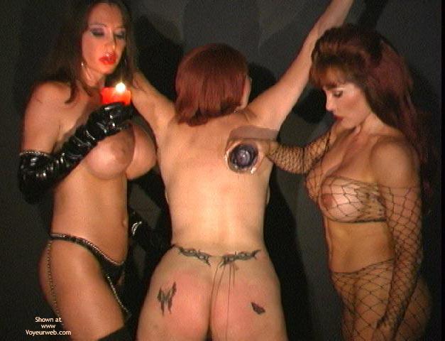 Pic #7 - Big Titted Fetish Sluts