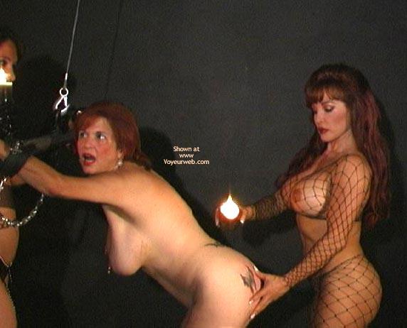 Pic #8 - Big Titted Fetish Sluts