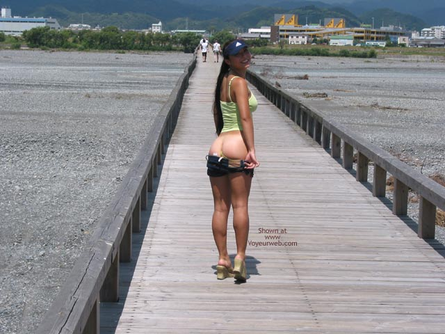 Pic #1 - Tokyo Princess Exposed in Japan!
