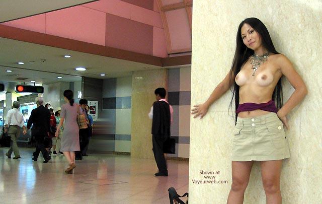 Pic #5 - Tokyo Princess Exposed in Japan!