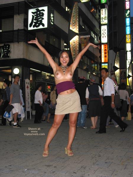 Pic #6 - Tokyo Princess Exposed in Japan!