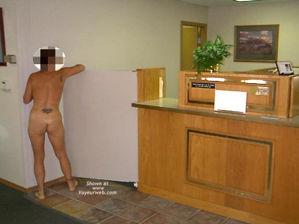 Pic #8 - *BA Nude Banking