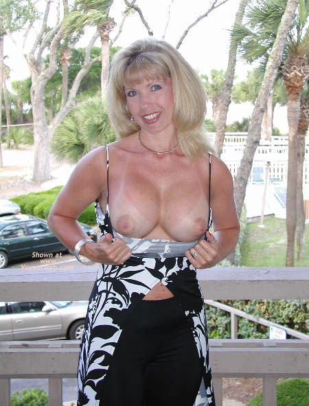Pic #1 - Mrs. Midwest Balcony Fun 1