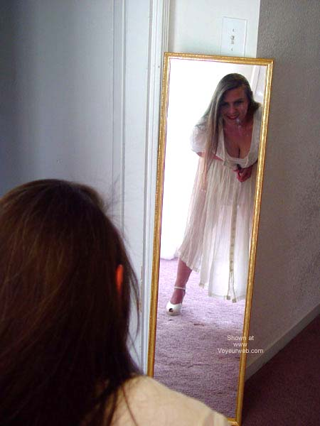 Pic #4 - Vicki and The Mirror