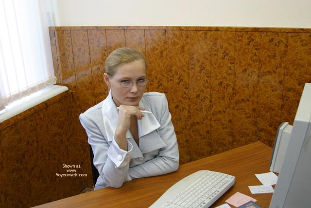 Pic #1 - Office Girl