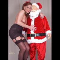 Susy Rocks ......teasing Santa