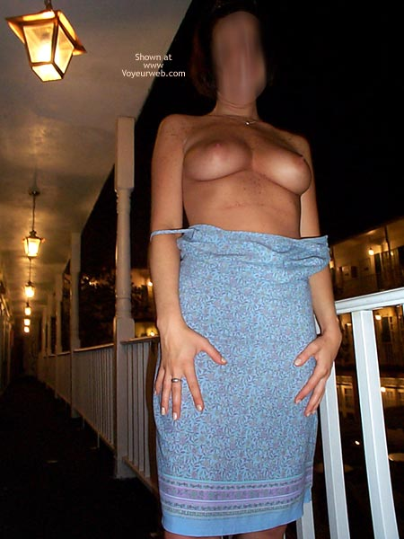 Pic #5 - Public Flashing in New Orleans