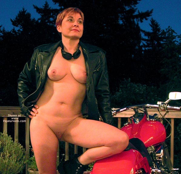 Pic #2 - Fun Things To Do With a Motorcycle