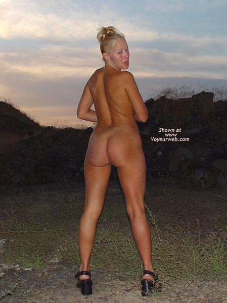 Pic #8 - All American Angel on the Rocks