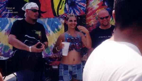 Pic #2 - Ozzfest 2k2 Phoenix 1