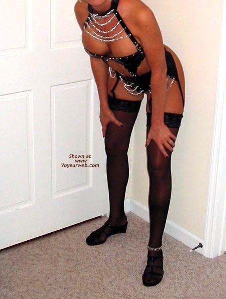 Pic #1 - Classy Wife's Black Teddy