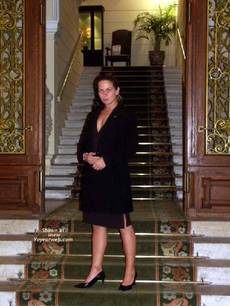 Pic #3 - Gabriela in SAS Hotel Vienna
