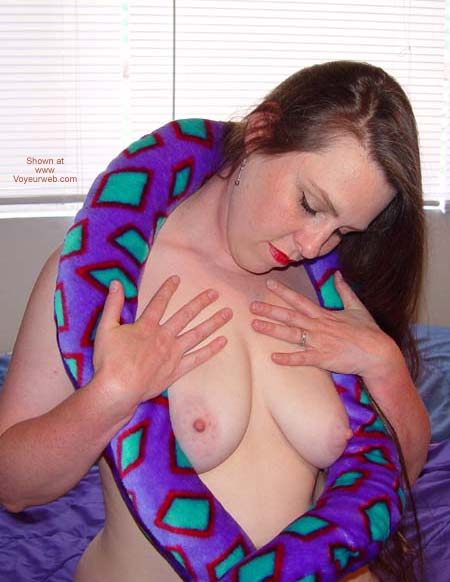 Pic #1 - BBW Vicki and The Snake