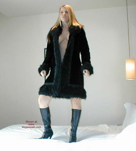 Pic #1 - Candy'sPussy in Boots