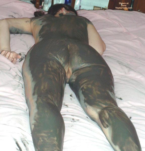 Pic #1 - Wickedmissvicky Gets Dirty