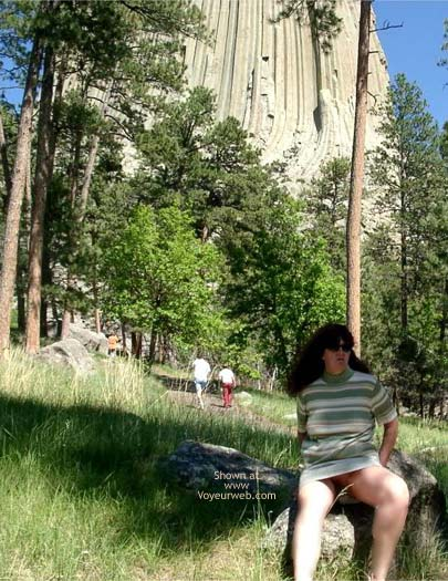 Pic #3 - Misti @ Devil's Tower