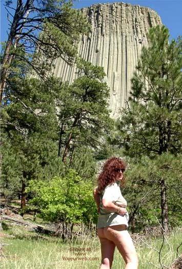 Pic #7 - Misti @ Devil's Tower