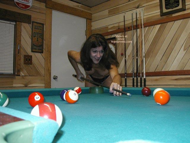 Pic #3 - Billiard Cutie