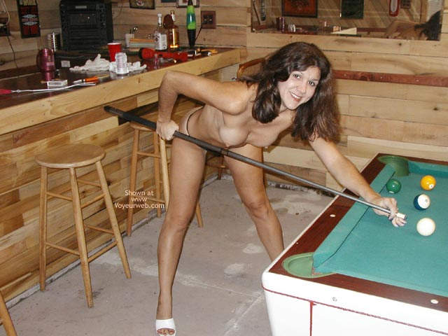 Pic #6 - Billiard Cutie