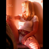 Mac Girl Window Light
