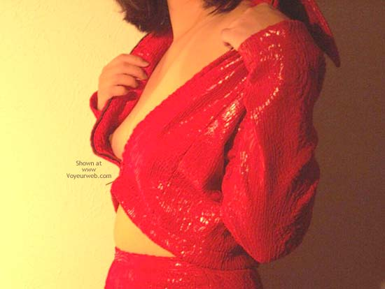 Pic #3 - Lady in Red