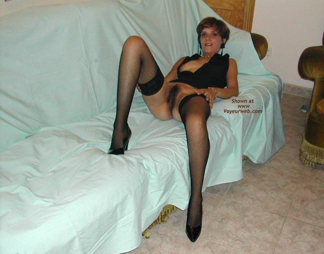 Pic #3 - Spanish Alicia, Black Stilettos