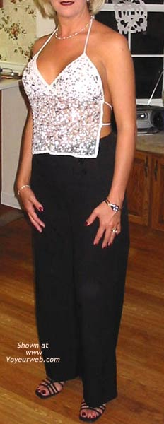 """Pic #1 - Classy Wife """"All Dressed Up"""""""