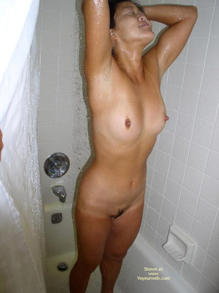 Pic #3 - Asian Gf Lani Shower And Buns Up