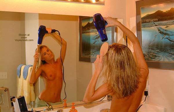 Pic #5 - Darla Darling Getting Ready