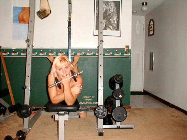 Pic #9 - Laney's Workout